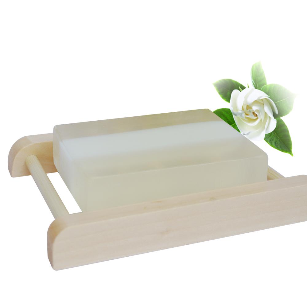 (5pcs/lot) High Quality Gardenia Aloe Coconut Wheat-germ Herbal Soap Skin Whitening Cleanser<br><br>Aliexpress