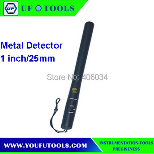 AR914 Hand-held Metal Detector 1 inch/25mm<br><br>Aliexpress