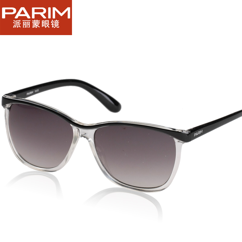 The left bank of glasses parim sunglasses female fashion sunglasses 9309 three-color