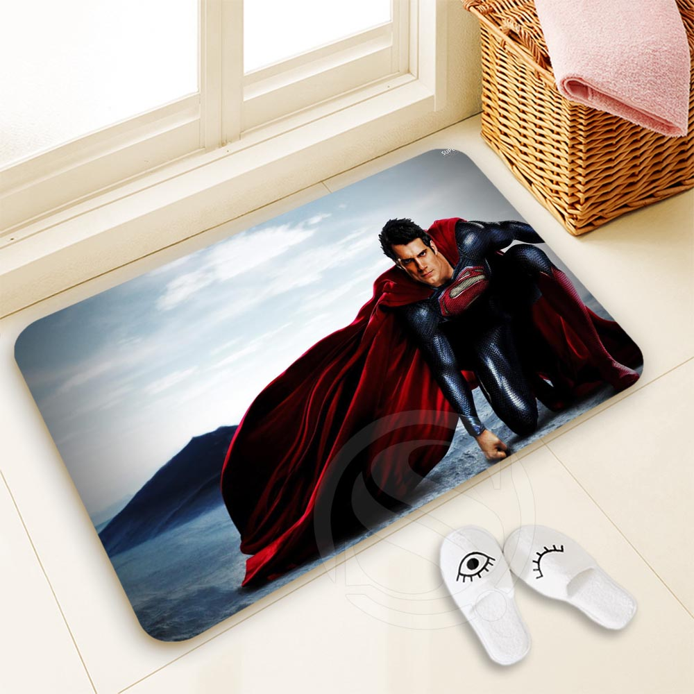 Online Get Cheap Superman Bathroom Decor Alibaba