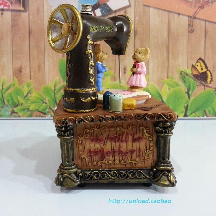 New Home Sewing Machine Souvenir