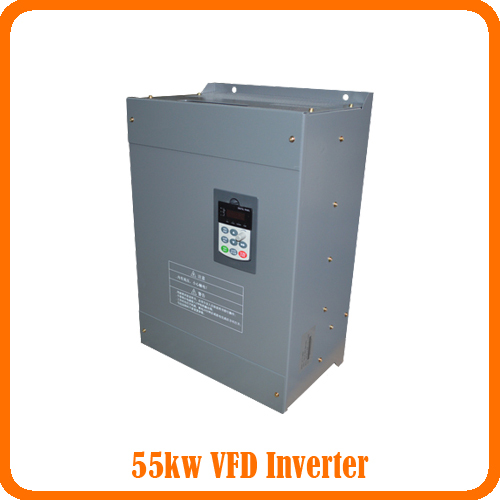 55KW Frequency Converter/3 Phase 380V/112A Frequency Inverter--Free Shipping-V/F control 55KW Frequency inverter/ Vfd 55KW(China (Mainland))