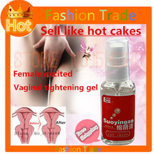 Vagina Shrinking creams Gel 50ml exciter for Women Sex Drops liquid, female lubricant oil, Narrowing vaginal,Reduction Yam cream(China (Mainland))