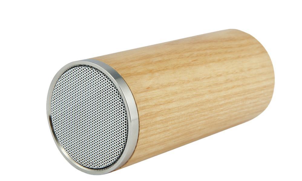 2016 new wireless bluetooth speaker wood portable subwoofer mini speakers and loudspeaker active speaker <br><br>Aliexpress