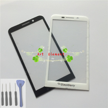 High quality For Blackberry Z30 Front out LCD Glass Lens cover (not LCD and touch screen)(China (Mainland))
