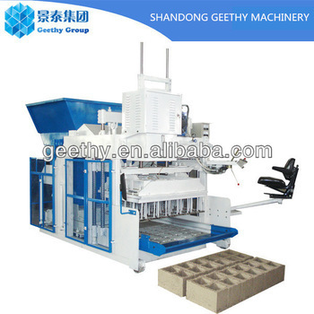 professional brick making machine , QMY10-15 latest products in market(China (Mainland))