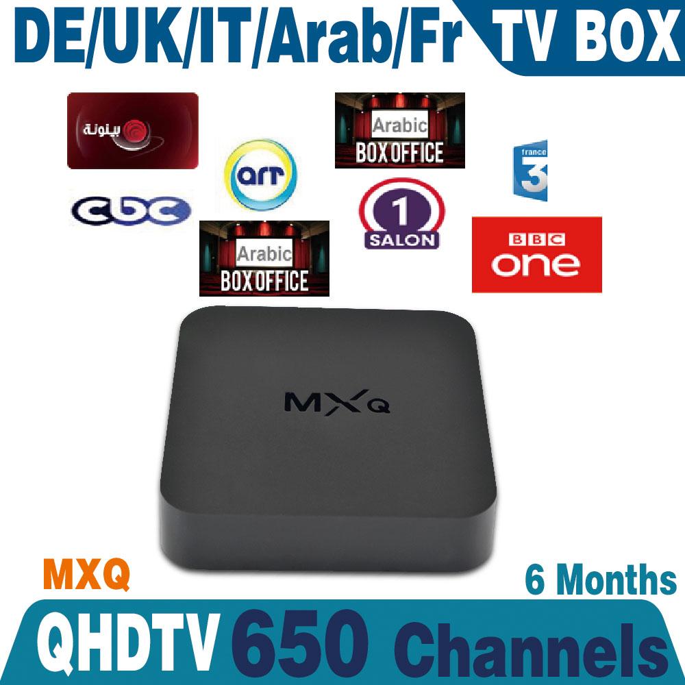 MXQ TV BOX Amlogic S805 Quad Core Android4.4 Kitkat 4K 1GB/8GB KODI Miracast ADD Pre-installed Media Player 6month Free Channels<br><br>Aliexpress
