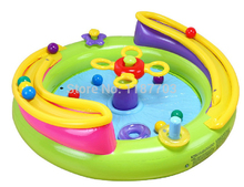 New Mini Inflatable Safe Play center IN TEX Ball Toyz(China (Mainland))