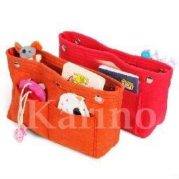 Free Shipping Wholesale MP3 Phone Storage Organizer Multi Bag Purse Hop Bag Handbag Insert