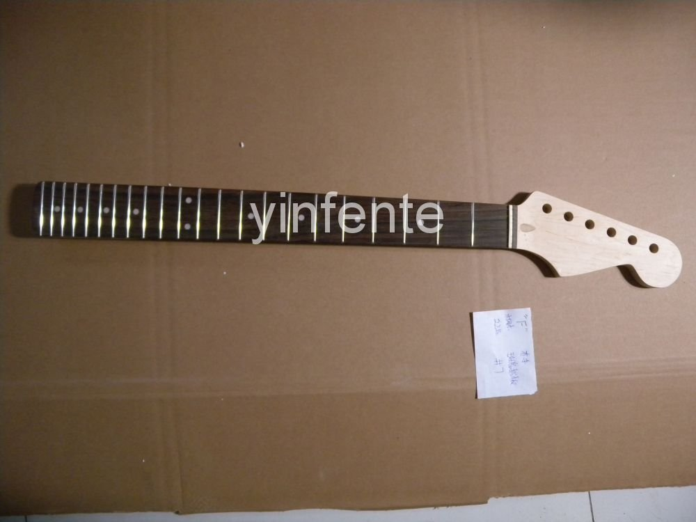 New High Quality Unfinished electric guitar neck Maple wood Body &amp;  fingerboard ST model 1pcs #6<br><br>Aliexpress