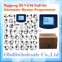 DHL Free 2015 New Auto Mileage Programming Digiprog 3 v4.94 good quality promise digiprog3 v4.94 digiprog iii with all adapters(China (Mainland))