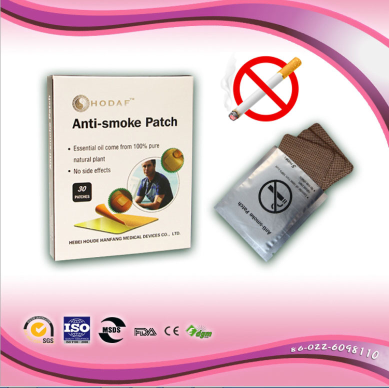 Potent control smoking stick herbal plaster Natural therapy smoking cessation 30stickers/ Box