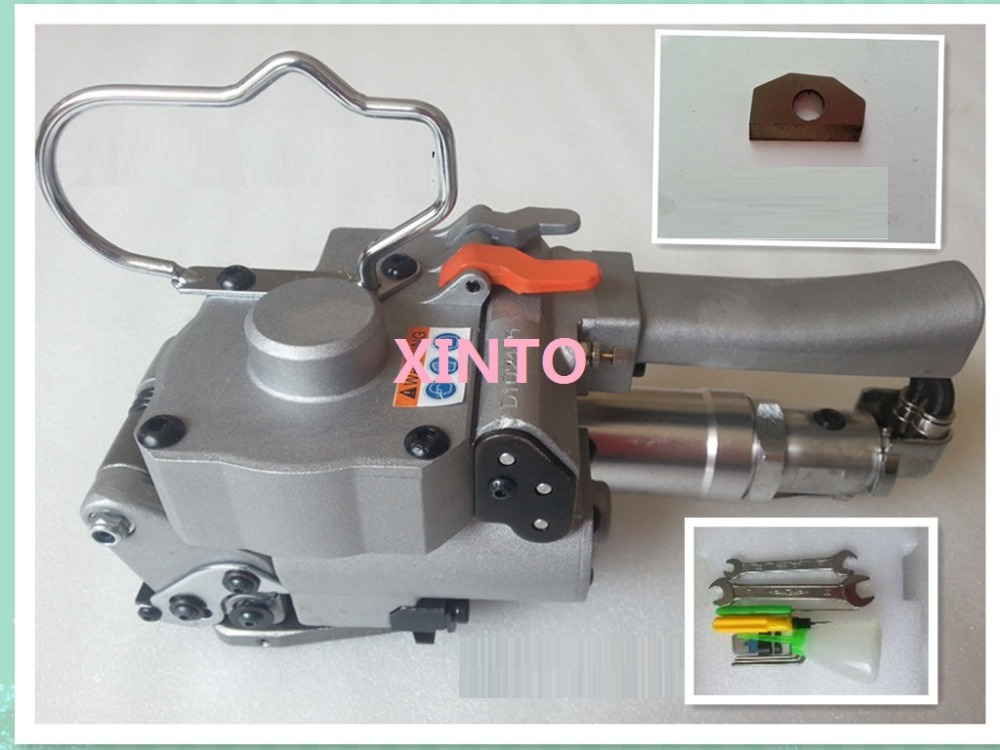 Hand-hold pneumatic friction hot melting packing device, portable air impact packer packing machine tool(China (Mainland))