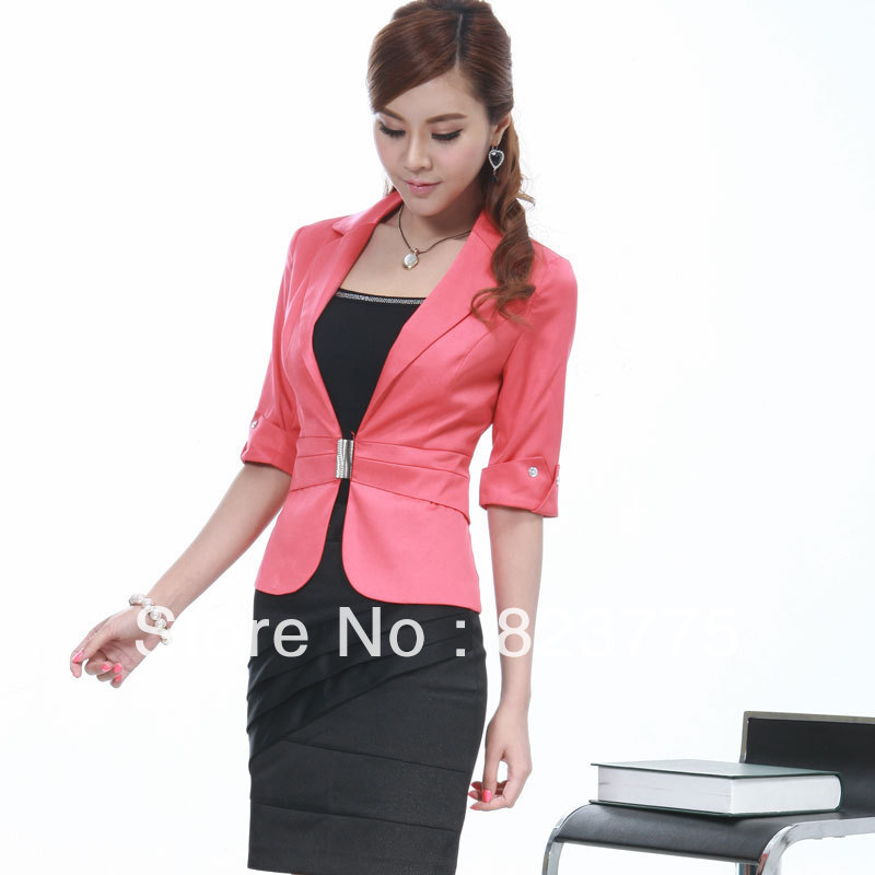 2013 women work suits hot selling 2013 work wear set women