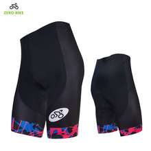 Buy ZERO BIKE 2017New Hot Sales 4D GEL Padded Men's Cycling Shorts Tights Mountain Bike Bicycle clothing ciclismo M-XXL for $14.97 in AliExpress store