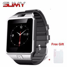 Buy 2017 Hot Slimy DZ09 Bluetooth Smart Watch Android Phone Support SIM/TF Men Women Smartwatch Clock Sport Wristwatch Stock for $10.99 in AliExpress store