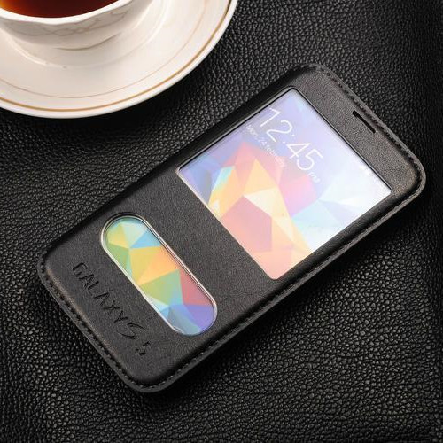 For Samsung Galaxy S5 i9600 New Hot Fashion phone Leather case Cover Cell phone protector Covers Shell Skin Cases(China (Mainland))