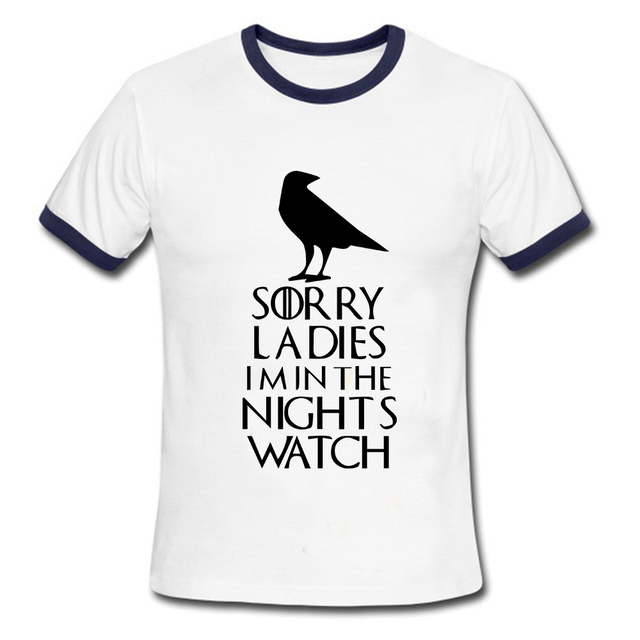 Sorry ladies… Night's Watch T-Shirt