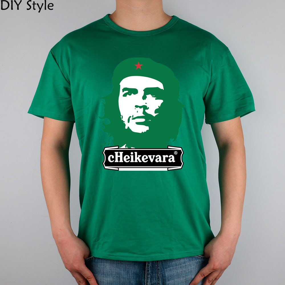 CHE Beer Guevara T-shirt cotton Lycra top 5783 Fashion Brand t shirt men new high quality  HTB1gkyUMpXXXXchXFXXq6xXFXXXM
