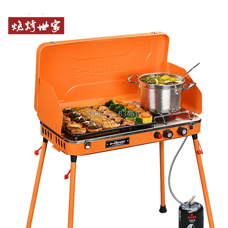 popular gas portable grill buy cheap gas portable grill. Black Bedroom Furniture Sets. Home Design Ideas