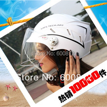 YEMA-313 Moto Racing Half Face motorcycle helmet summer motorbike electric bicycle helmets male Women anti-uv made of ABS(China (Mainland))