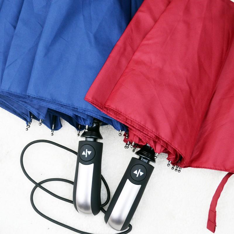 Business Luxury Men Umbrella 3 Folding Full Automatic Umbrella Super Windproof 10 Rib Fashion Blue Red Lady Umbrella Rain Women11