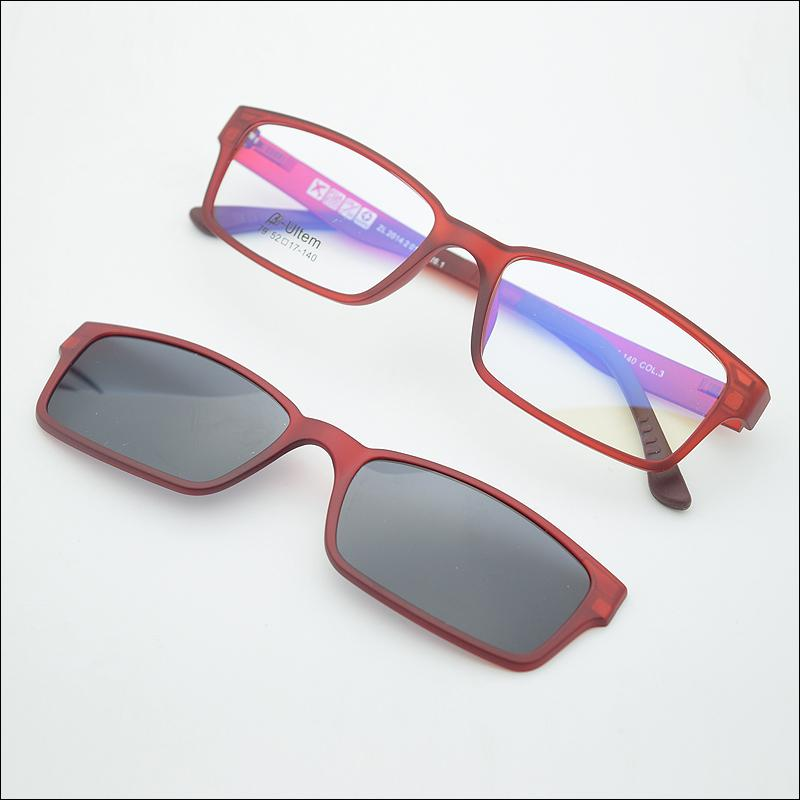 Clip On Sunglasses Plastic Frames  compare prices on ultem clip glasses online ping low