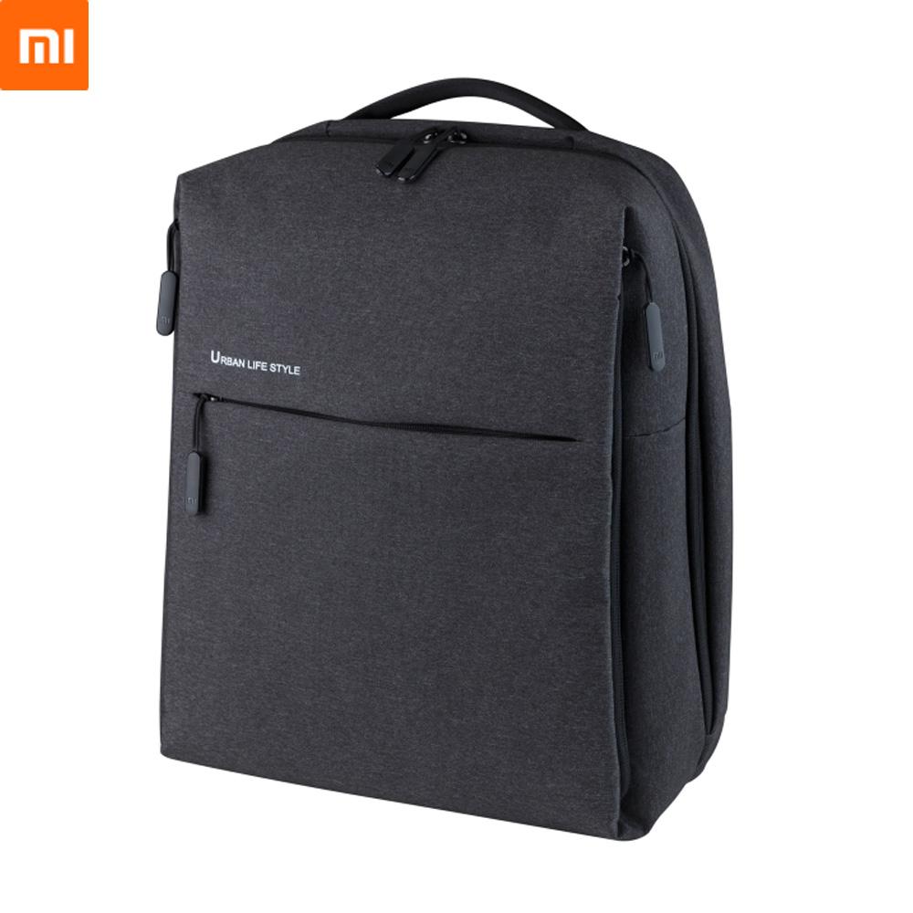 Original Xiaomi Bag Women Men Backpacks School Backpack Large Capacity Business Bags Xiaomi Band 2 Mi Pad Phone Laptop