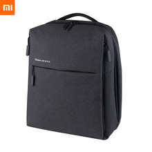Buy Original Xiaomi Bag Women Men Backpacks School Backpack Large Capacity Business Bags Xiaomi Band 2 Mi Pad Phone Laptop for $44.83 in AliExpress store