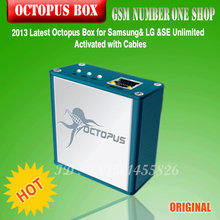 100% original Octopus Box for Samsung& LG &SE Unlimited Activated with Cables now added For samsung N900T&N900A