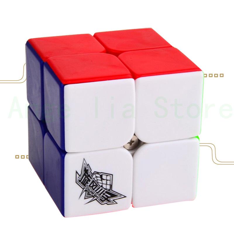 Puzzle Magic Cube Puzzle Cube Top Speed Crazy Speed Cube Puzzle Cubo Magico Stickerless Kid's Toy()