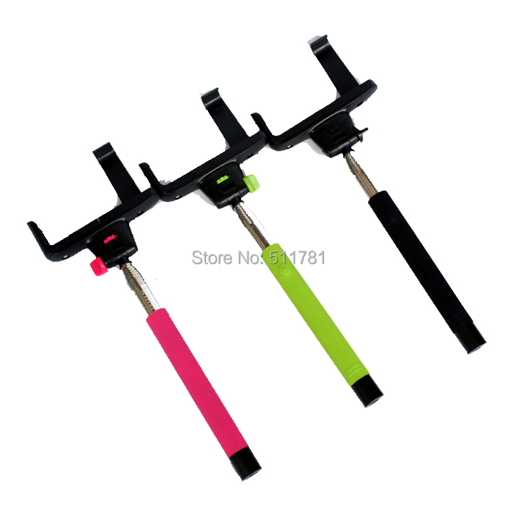 z07 5 bluetooth monopod palo selfie extendable handheld monopod pole self sel. Black Bedroom Furniture Sets. Home Design Ideas