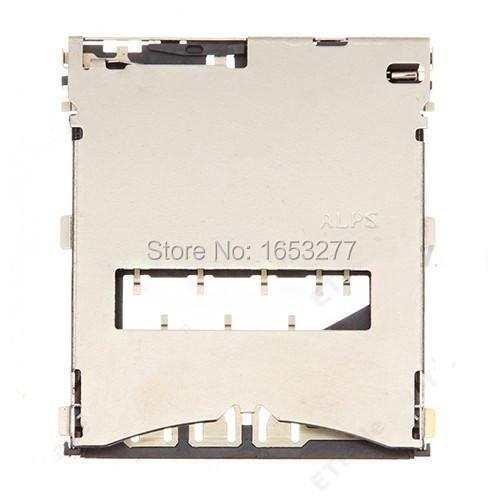 5 шт./лот Бесплатная доставка SIM Card Reader Держатель Слот Запасные Части для Sony Xperia Z LT36 L36 L36H C6602 C6603 sony reader pocket edition prs 300 киев