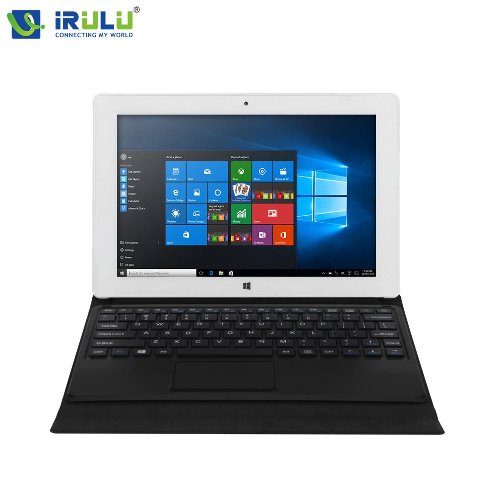 iRULU Walknbook W3 10.1'' Windows 10 Quad Core CPU 1280*800 IPS 2GB/32GB laptop Dual Camera 2MP Bluetooth HDMI Ultra Slim(China (Mainland))
