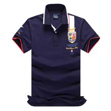 Polo New 2016 Famous Brand Aeronautica Militare Men Polo Shirts Brand cheap Short Sleeve Camisa Polo Masculina