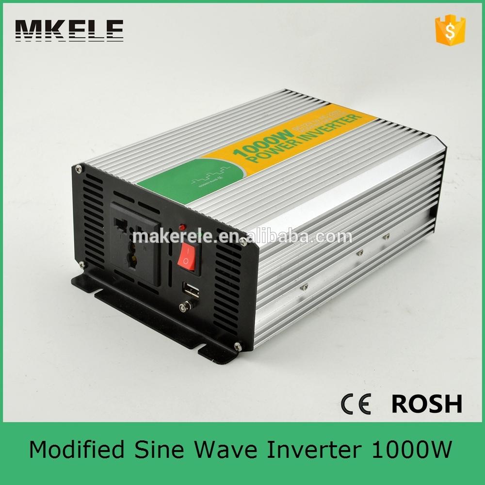 MKM1000-242G ac frequency inverter converter 50hz 60hz 220v/230v off grid inverter 24vdc 1000w power inverter for household(China (Mainland))