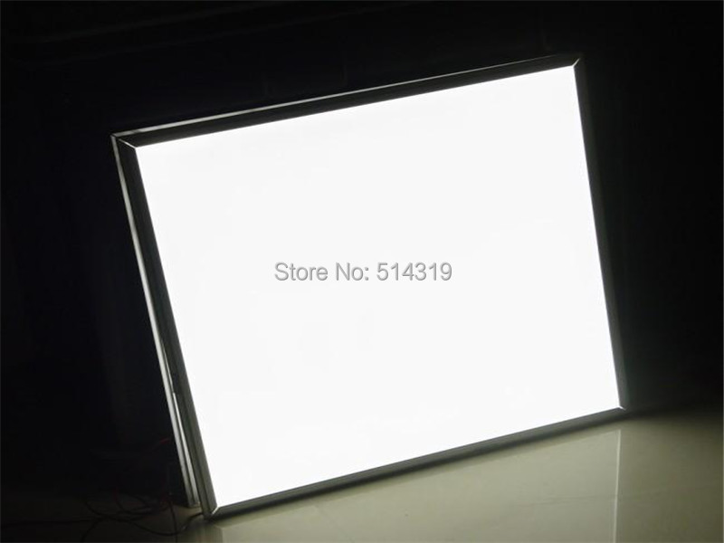 Фотография Suspended LED Square Panel Ceiling Lighting 36W 600x600x9 mm for Office ,School.Supermarket,mall,hotel ,home ect