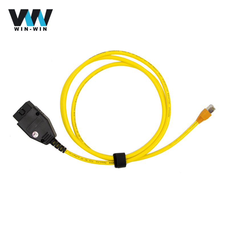 2016 New E-SYS ICOM For BMW ENET ESYS 3.22.5 V49.4 Data Cable to OBD OBD2 Interface ESYS ICOM Coding for F-serie(China (Mainland))