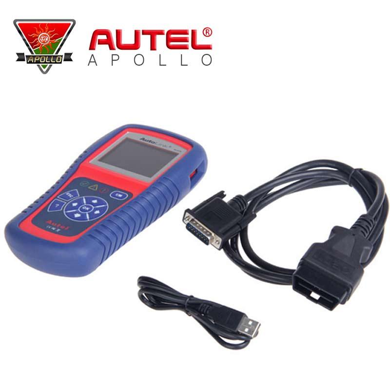 [Authorized Distributor] Auto diagnostic Code Reader Autel AutoLink AL419 Auto Scanner Update Online Multi-Language Autel AL419(China (Mainland))