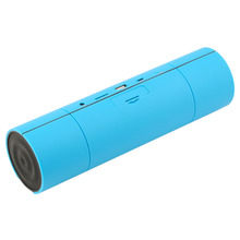 Outdoor Wireless Bluetooth NFC Speaker LED Sensitive Touch Button FM TF Card Hot Promotion(China (Mainland))