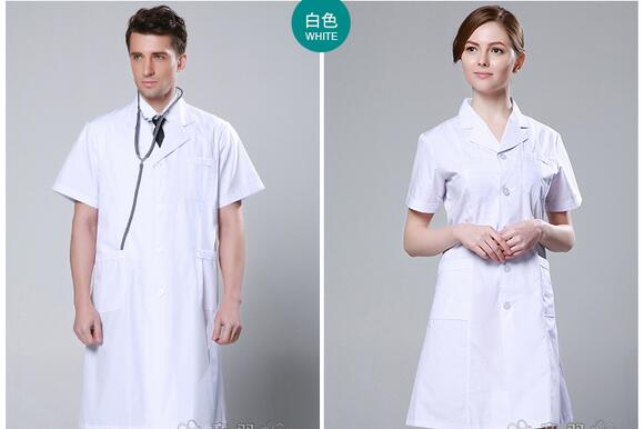 2017 summer airline uniform medical full sleeves beauty hospital nurse uniforms female massage spa work wears with bows(China (Mainland))