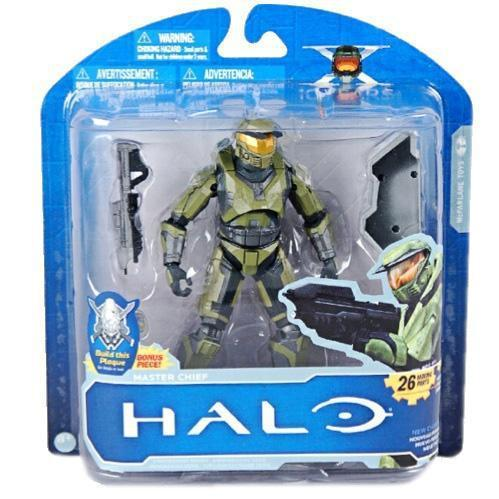 McFarlane HALO MASTER Chief 10th ANNIVERSARY LIMITED EDITION ACTION FIGURE