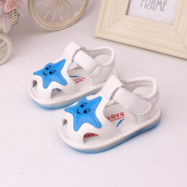 T2016 лето детская обувь мальчиков обувь симпатичные девочки обувь мода мальчики девочки сандалии белый розовый желтовато-коричневый