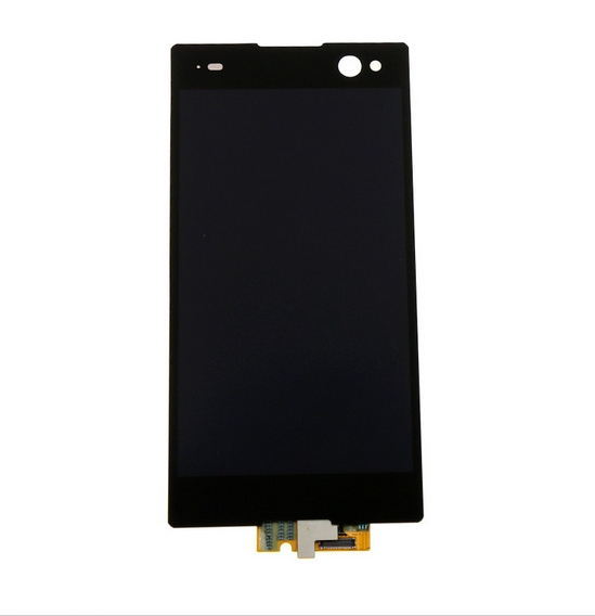 For Sony Xperia C3 LCD Display + Touch Screen Digitizer Assembly Replacement for Sony Xperia C3 / D2533 / D2502 / S55U / S55T(China (Mainland))