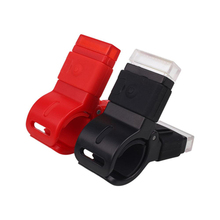 Buy 3 Mode LED QR Quick Release Mount Bike Seat USB Rechargeable Clip Rear Tail Light Cycling Lamp Safety Warning for $8.48 in AliExpress store