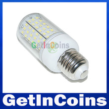 Retail 220V/110V 9W 15W 18W 20W 25W  E27 2835 SMD LED LED bulb lamp,Warm white/white E27 SMD2835 LED Corn Bulb,free shipping