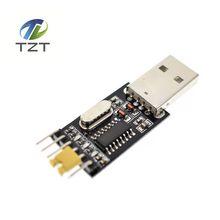 1pcs USB to TTL converter UART module CH340G CH340 3.3V 5V switch(China (Mainland))