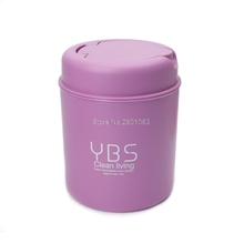 cute mini small waste bin desktop garbage basket table home office trash can storage box