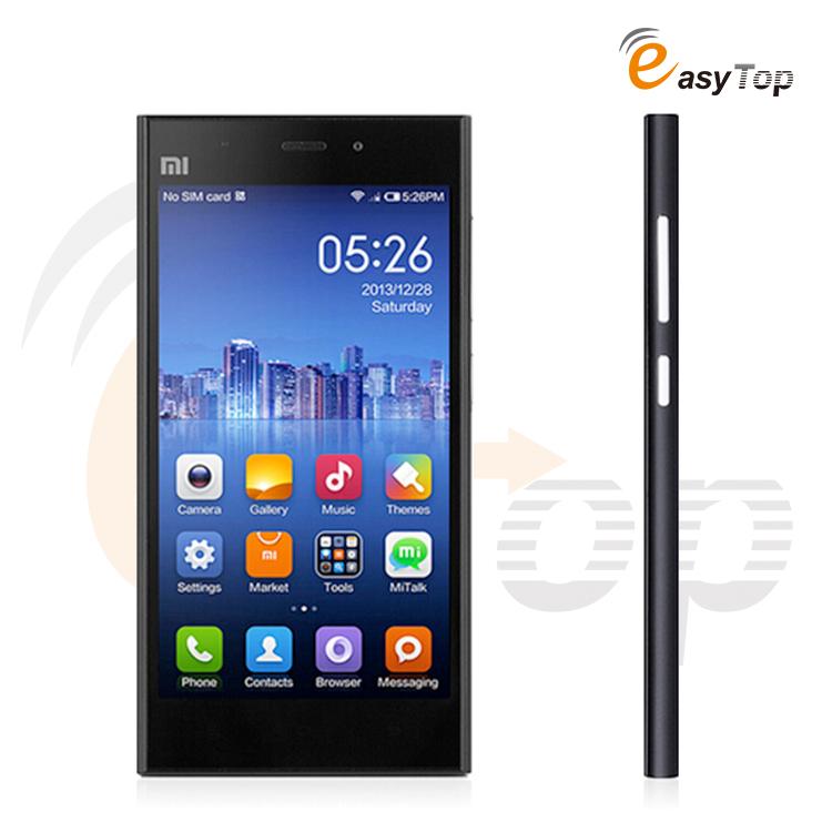 100% Original Xiaomi M3 Mi3 Phone Snapdragon800 Quad Core 2.3GHz 2GB RAM 16GB/64GB 13.0MP Camera bluetooth earphone(China (Mainland))
