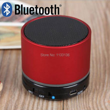 2016 New S11 Mini speaker Wireless Bluetooth 4.0 HIFI speakers with Strong bass Support TF Card For Phones